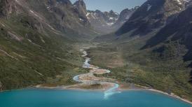 Une image contenant montagne, extérieur, nature, vallée Description générée automatiquement